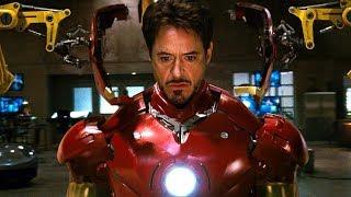 Download Iron Man - Suit Up Scene - Mark III Armor - Movie CLIP HD Video