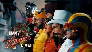 Download WORLD PREMIERE TRAILER – Jimmy Kimmel's The Terrific Ten Video