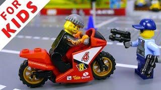 Download LEGO Motorbike Race Video
