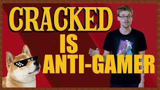 Download Cracked is Anti-Gamer Video
