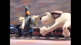 Download Wallace and Gromit - 'The Wrong Trousers' | The Train Chase (HD) Video