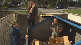 Download How Perfectly Edible Food Is Being Tossed In The Dumpster Rather Than Donated Video