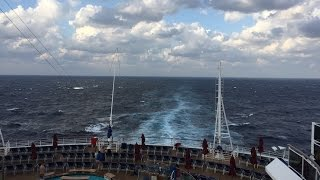 Download Carnival Vista Cruise Vlogs 2016 Day 3 Sea Day Video