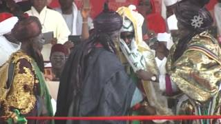 Download Sanusi Lamido Sanusi Has been Officially Crowned As Emir of Kano Video