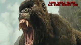 Download Kong: Skull Island (2017) - All Kong Scenes (HD) Video