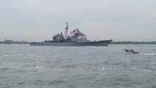 Download Part 1: 2017 NYC Fleet Week Parade of Ships Video