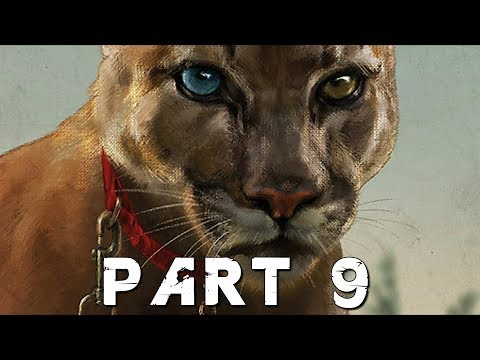 FAR CRY 5 Walkthrough Gameplay Part 9 - PEACHES (PS4 Pro)