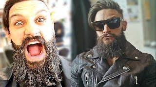 Download MAN BUN MEETS VIKING BEARD   HOW TO GROW HAIR & BEARD   STYLING LexFitness Video