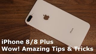 Download 10 Amazing iPhone 8 Tips & Tricks That You Need To Know Video