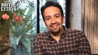 Download Moana (2016) Lin-Manuel Miranda talks about his experience making the movie Video