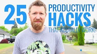 Download 25 Productivity Tips & Hacks That Actually Work Video