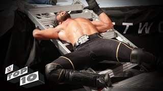Download Superstars smashed through ladders: WWE Top 10 Video