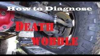 Download How to Diagnose DEATH WOBBLE Video