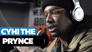 Download CyHi The Prynce On The Return Of 'The Old Kanye' & Spits Some Bars Video