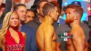 Download INCREIBLE Ceremonia de Pesaje CANELO vs GGG Ya en Peso y listos para el combate!!!!!!!!! Video