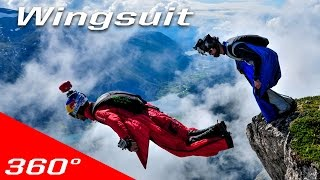 Download Wingsuit 360° Experience Video