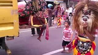 Download Karnaval Salatiga Agustus 2016 - Kesenian Reog Video