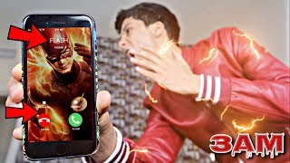 Download CALLING THE FLASH *OMG I HAVE SUPER POWERS* Video