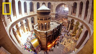 Download Experience the Tomb of Christ Like Never Before | National Geographic Video