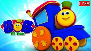 Download 🔴 Bob The Train Nursery Rhymes For Children Video