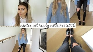 Download GRWM WINTER DAY OUT: HAIR, MAKEUP, OUTFIT l Olivia Jade Video