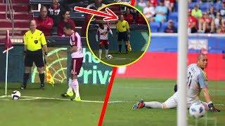 Download El gol de tiro de esquina MÁS TRAMPOSO DEL MUNDO ¡Ni el Var pudo con él! Video