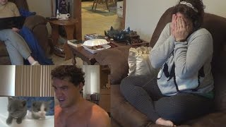 Download Sister Reacts To Her Brother Masturbating Video