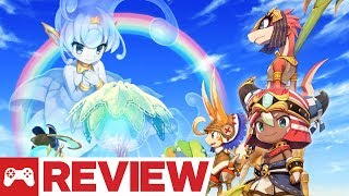 Download Ever Oasis Review Video