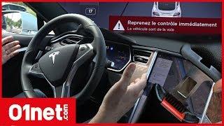 Download Tesla Autopilot : que risquez-vous à abuser de cette techno ? Video