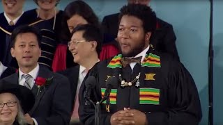 Download Undergraduate Speaker Joshuah Campbell | Harvard Commencement 2016 Video