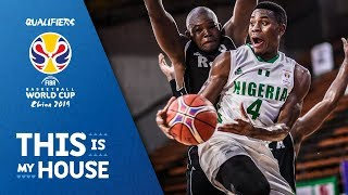 Download Nigeria v CAF - Highlights - FIBA Basketball World Cup 2019 - African Qualifiers Video