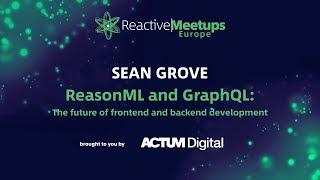 Download ReactiveMeetups w/ Sean Grove | ReasonML GraphQL Video