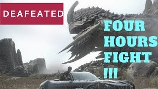 Download FINAL FANTASY XV - Adamantoise MOST EPIC BOSS LV99 Video