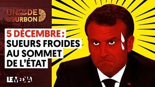 Download 5 DÉCEMBRE : SUEURS FROIDES AU SOMMET DE L'ÉTAT   LE MÉDIA INDÉSIRABLE CHEZ GRIVEAUX Video