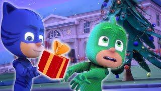 Download PJ Masks Full Episodes | Gekko's Nice Ice Plan ❄️PJ Masks Christmas ❄️2.5 HOURS | PJ Masks Official Video