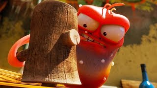 Download LARVA - HARD WORK | Cartoon Movie | Cartoons For Children | Larva Cartoon | LARVA Official Video