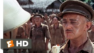 Download The Bridge on the River Kwai (1/8) Movie CLIP - The Coward's Code (1957) HD Video