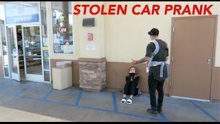 Download STOLEN CAR PRANK ON BOYFRIEND!!! Video