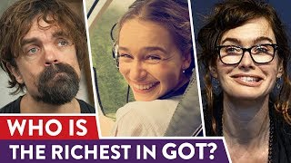 Download Game of Thrones Real Cast Salaries Revealed   ⭐OSSA Video