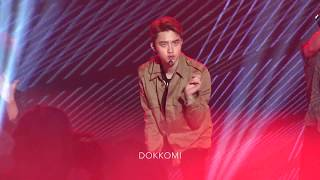 Download 170708 EXO (엑소) - 중독 (D.O. focus) @ 2017 SMTOWN Live in Seoul Video