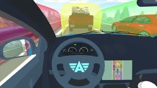 Download Six Zones Surrounding your Vehicle - Aceable 360 Video