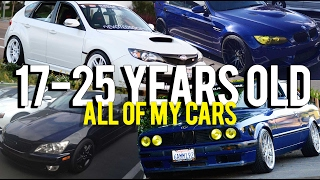 Download every single car I've owned Video
