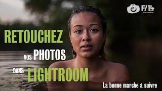 Download Retouchez vos photos sur Lightroom de la bonne façon - F/1.4 Video
