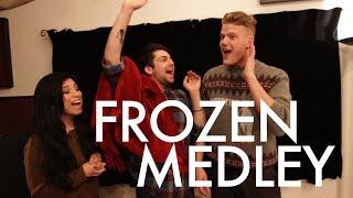 Download FROZEN MEDLEY (feat. Kirstie Maldonado) Video