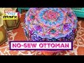 Download Easy No-Sew Ottoman Video