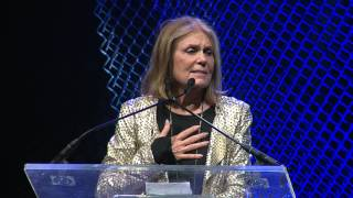 Download Allies Dinner 2016: Gloria Steinem speech - extended version Video