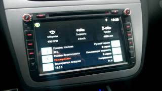 Download SEAT ALTEA FREETRACK OWNICE C200 ANDROID 4.4.2 Part1 Video