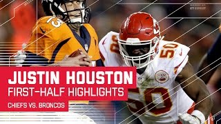 Download Justin Houston's MONSTER First Half! | Chiefs vs. Broncos | NFL Video