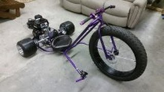 Download Motorized drift trike build Ver. 2.0 (part 4) Video