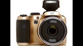 Download GE PowerPro 16MP 25X Zoom SLRStyle Camera Video